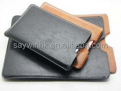 7 inch PU Leather universal tablet sleeve for Android Tablet PC