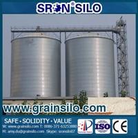 SRON brand high quality rice storage bin, turn-key project