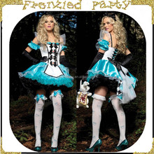 wholesale party alice in wonderland costume FGWC-0072