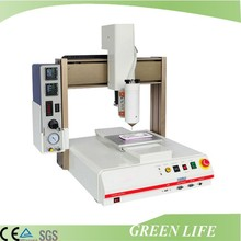 High precision 3 axis/ 4 axis hot melt adhesive dispensing robot for mobile phone glue stick