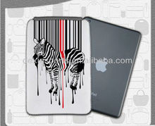 2014 Promotional Full Sublimation Tablet Sleeve