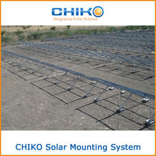 solar ground 2v frame