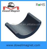 customized sintered plastic ferrite magnet
