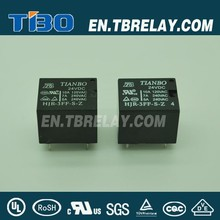 PCB Relay 24V Relay HJR-3FF-S-Z-24VDC TIANBO Relay 5PIN