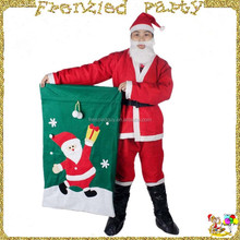 Christmas tree big bag wholesale santa sacks FGCS-0009