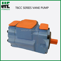 China wholesale denison T6CC double vane pumps with high pressure