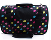 Pet Bag Pet Colorful Dots Suitcase Oxford Material Durable Pet Package