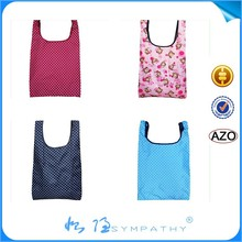 2015 new design nylon foldable packaging bags china manufacturer