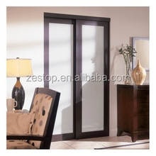 Excellent performance and super strong profile toilet slide door