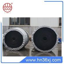 truck loading best quality advance rubber conveyor belt