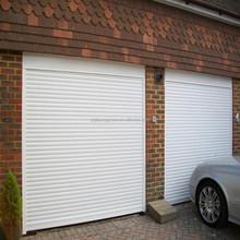 Modern electric aluminum interior roll up door