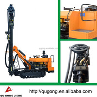 ingersoll rand hydraulic crawler drill