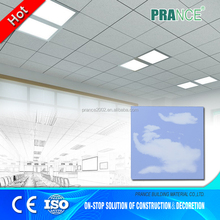 Open Popular Hot Sale Cost price c shape false ceiling