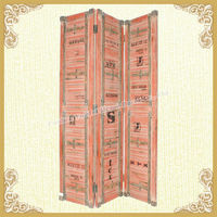Cheap price hot sale floor standing folding dividers