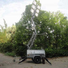 Mine Spec. low voltage DC LED Mobile lighting tower