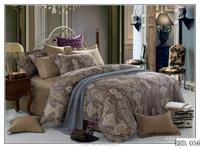 3d reactive printed unique comforter sets luxury wedding bed sheet set modern 100% cotton king wholesale beds china bedroom sets