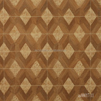 Hottest woodgrain floor covering decorative papers