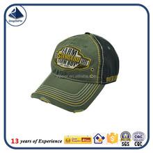 High Quality New Design Fashion Baseball Cap Import Hat Manufacture