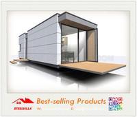mobile office, modern design small prefab office
