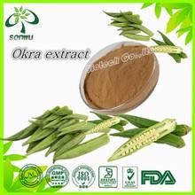 Okra extract powder/Dried okra extract powder
