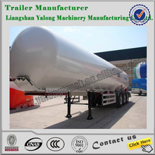 china brand 45-73cbm capacity fuel tank truck and trailer direct supply