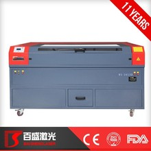 stable and high precision double heads laser engraving cutting machine 2015 newest lowest cost co2 laser cutter