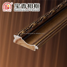 Baoxiang Frame 5053A-G 9.8*3.8cm China Wood Moulding