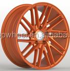 machine face 4x4 passat chrome auto wheels