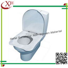 Professional OEM Factory Supply 1/2 Fold Dissolving Paper Toilet cover