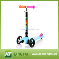 promotion non-motor trike child scooter maxi 3 wheels scooter
