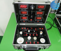 Professional Multifunction LED show Case LED Test box E27,E14,MR16,GU10,T8 T5 Lamp-Socket, customed test case