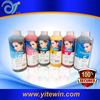 Korean dye sublimation sublinova ink for sublimation paper