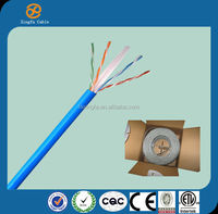 made in china high quality lan cat6 cable lan connection cable