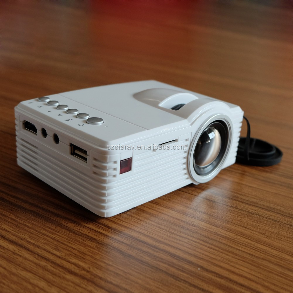 sd20 cheap mini portable projector led mini pocket lcd