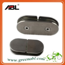 sus304 316 stainless steel glass hinge/glass clamp