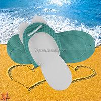 Summer Beach Walk Slippers Double Color EVA Slippers