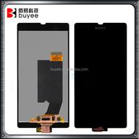original/OEM quality LCD dispaly screen assembly for Sony zr m36h c5502 c5503, touch screen for Sony m36h