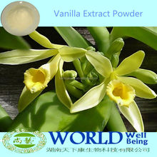 Hot Selling 100% Natural Pure Vanilla Extract Powder Low Price Vanilla Extract/Organic Vanilla Powder