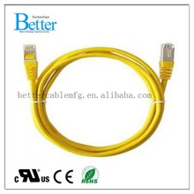 Customized top sell cat5 stp networking cable