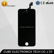 CUBE Stock Here!!! Factory direct sale for iphone 5 lcd , for iphone 5 lcd screen , for iphone 5 lcd display