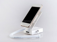 L-type mobile phone anti-theft alarm / L shape security display stand