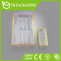 Customized design plastic boxes with lid samples free