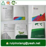 Guangzhou factory custom stationery a4 paper file folder