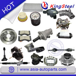 Professional auto Toyota parts