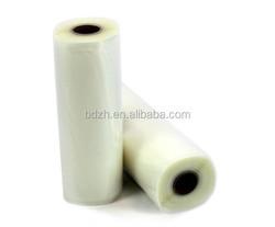 Nylon PE Material and Embossing commercial grade food saver vacuum sealer bag roll