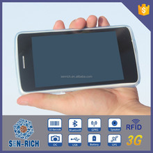 Pda barcode scanner android GPRS/GPS/3G/RFID/BLUETOOTH