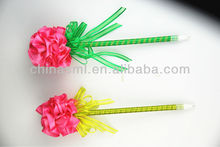 hot sale new novelty promotional flower pen