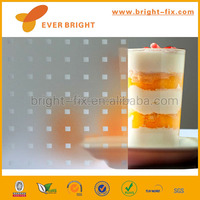 Static cling window film,3D removable static cling window film,window film