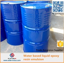 Water based Liquid Epoxy resin Emulsion epoxy resin self leveling floor