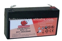 6v1.3ah portable back up battery,high qualityback up battery pack6v